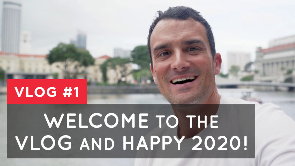 Welcome to the VLOG and Happy 2020!