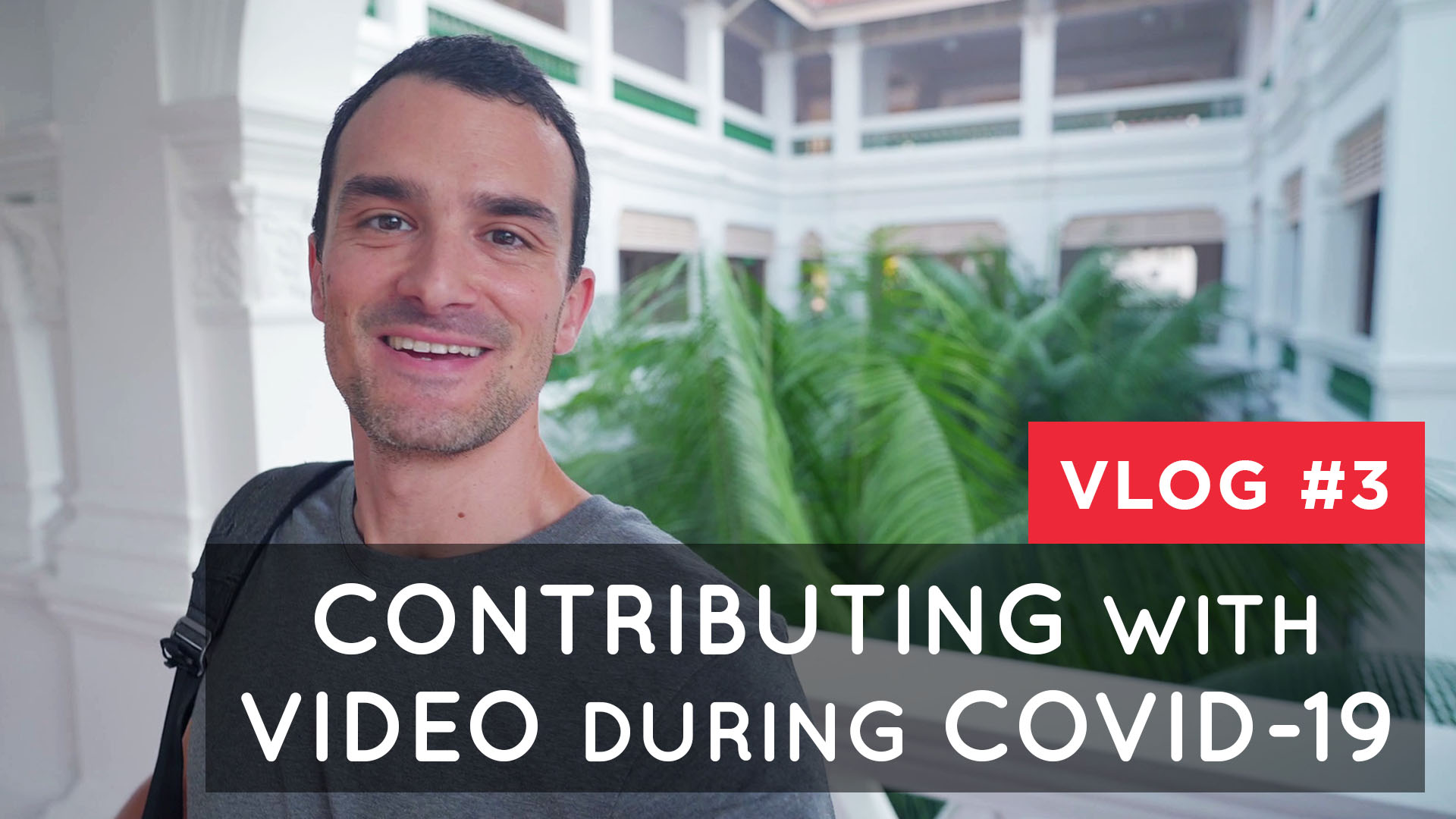 Contributing with video during COVID-19